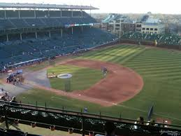 Chicago Cubs Seat Map by Wrigley Field Section 532 Chicago Cubs Rateyourseats Com