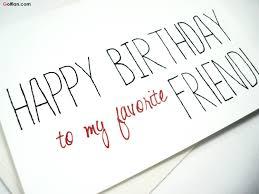 happy birthday to my favorite friend golfian com