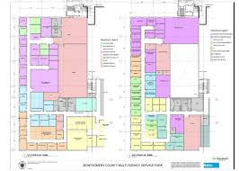 Public Floor Plans by Multi Agency Service Park Masp U0026 Public Safety Training Academy