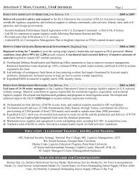Air Force Resume Samples by Military Resume Samples U0026 Examples Military Resume Writers