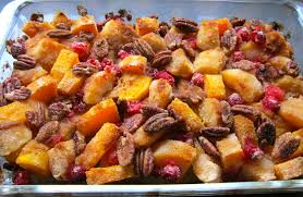 butternut squash apple bake jittery cook