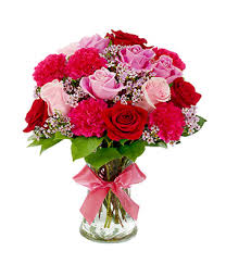 Vases Of Roses Rose Delivery Send Roses Roses Today Fromyouflowers