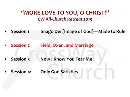 more love to you o christ u201d cw all church retreat ppt video