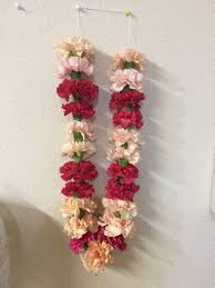 Flower Garland For Indian Wedding Home Flowers Garlands Carnation Garlands Bouquet Of Flowers