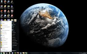 live themes windows 7 windows 7 theme earth hd by windowsthememanager on deviantart