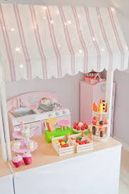 Kitchen Play Accessories - kids play shop with kitchen and accessories interior kids