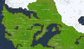 Biome World Map by World Elona Wiki Fandom Powered By Wikia
