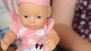 Seeking Kyle Doll Baby Born Nappy Time Doll From Toys R Us Teaches 2 Year To