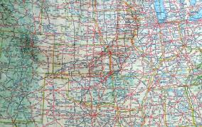 Map Of United States With Interstates by Beans And I On The Loose United States Highway Map