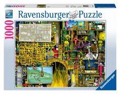 Cmyk Color Spectrum Puzzle 1000 Colors A 1000 Piece Jigsaw Puzzle Of The Cmyk Color Gamut