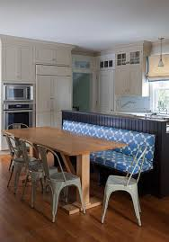 island bench kitchen kitchen island built in dining bench design ideas