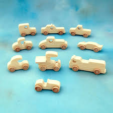 old wooden toy organic wood toy car plan toys wooden dollhouse