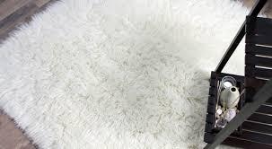 rug critic u2013 natural flokati hand woven wool rug