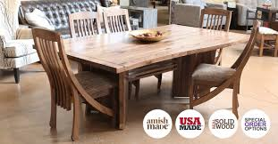 solid wood dining room tables dining room biltrite furniture leather mattresses