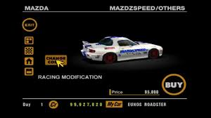 mazda 1 price gran turismo 1 racing modifications part 6 mazda youtube