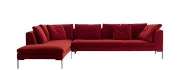 b b italia lunar sofa bed sofa charles b u0026b italia design by antonio citterio
