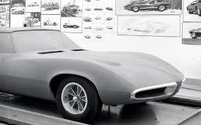 pontiac corvette concept 1965 pontiac banshee the of xp 833 motor trend