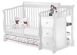 amazon com sorelle tuscany mini siderail toddler bed conversion