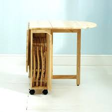 Folding Table With Chairs Stored Inside Table With Chairs Inside Minartandoori