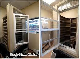 emergency escape basement egress windows