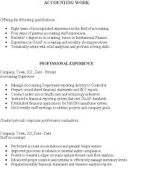 Resume For Accounts Job by Fresh Jobs And Free Resume Samples For Jobs Resume For Accountant