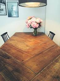 how to build a dining room table with leaves diy dining room table apron designs wood crafts table from pallet i