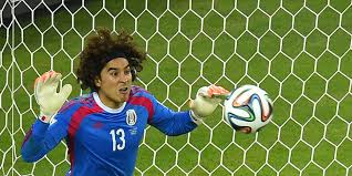 Ochoa Memes - mexico keeper becomes gandalf tells brazil you shall not pass in
