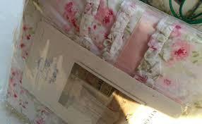 simply shabby chic shower curtain cherry blossom u2022 shower curtain