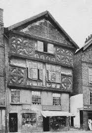 tudor house lower bridge street chester u2013 circa 1880 from the