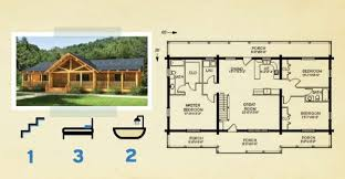 Large Log Home Floor Plans Wikidee Niche News