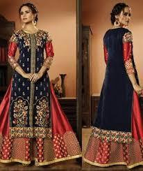 design of jacket suit jacket style salwar kameez buy jacket style salwar kameez online