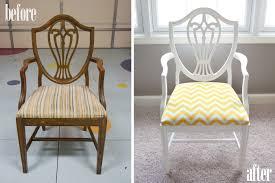 Diy Mid Centurey Modern Dining Chair 8 Mid Century Modern Chairs Get Custom Diy Makeovers Messagenote