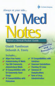 iv med notes