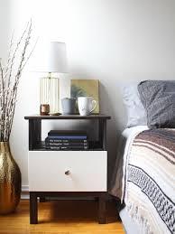 ikea tarva bed hack ikea tarva nightstand hacked curbly