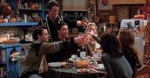 list of thanksgiving episodes in friends divascuisine