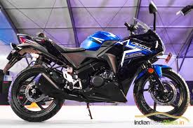 2015 Honda Cbr250r U0026 Cbr150r Unveiled In India