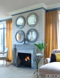 Curtain Patterns For Living Room Extraordinary Curtain Ideas For Living Room 53 In Addition Home