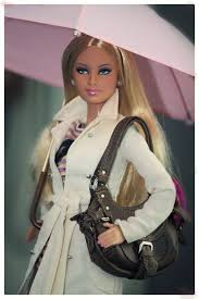 44 barbie singing rain images