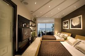 Brown Bedroom Designs Brown Bedroom Designs In Modern Apartment Home Interior Design