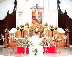 Church Decorations Rosa Florist