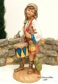 drummer boy box ceramic figurine 1960s by hamiltonbay