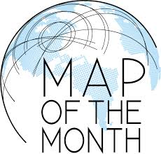 of the month map of the month who votes for mayor data smart city solutions