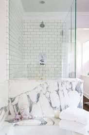 Marble Subway Tile Bathroom Best 25 Marble Subway Tiles Ideas On Pinterest White Fireplace