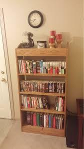 Bookcase by Best 25 Solid Oak Bookcase Ideas On Pinterest Oak Wardrobe