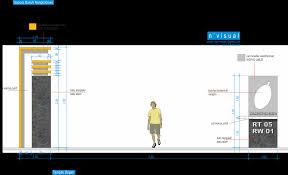 desain warna gapura gapura minimalis sketch s blog
