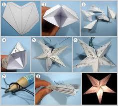 15 best paper star lanterns images on pinterest paper crafts