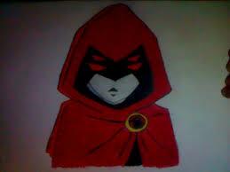 evil raven teen titans cgfe deviantart