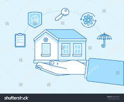 Home Design Elements by Vector Illustration Infographics Design Elements Modern Stock