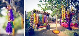 fun decor ideas 4 uber fun decor ideas for your mehendi wedding wedding trends