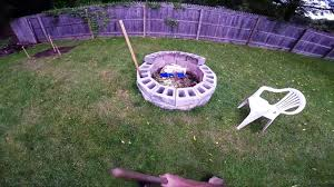 How To Build A Horseshoe Pit In Your Backyard Making Horseshoe Pit Youtube